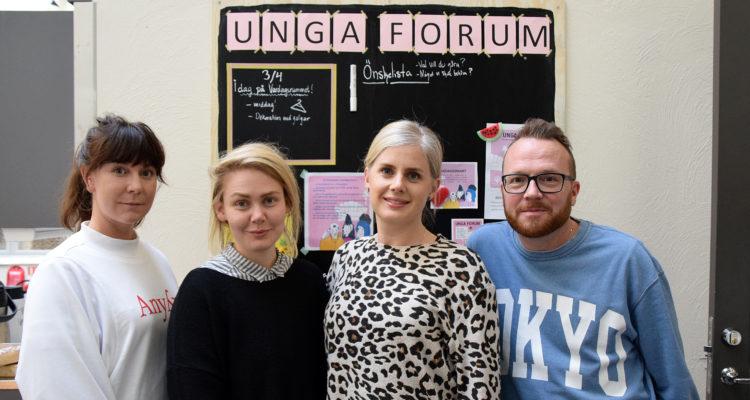 Stadsmissionen Unga Forum